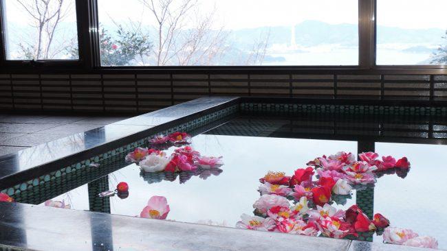 椿風呂20180223
